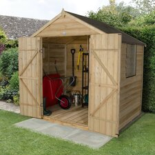 7 x 5 Wooden Storage Shed