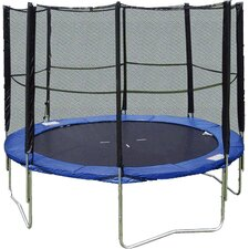 10' Trampoline Combo with Enclosure