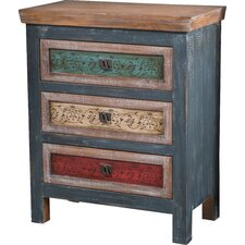 Everest 3 Drawer Chest by Home Loft Concepts