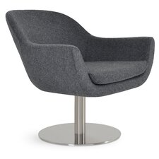 Madison Swivel Lounge Chair by sohoConcept