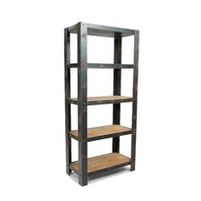 Trinidad 74 Etagere Bookcase by Trent Austin Design