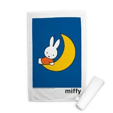 Miffy Sitting on The Moon Tea Towel