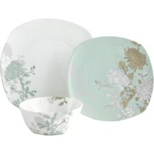 Cambridge 12 Piece Porcelain Dinnerware Set