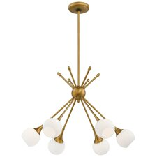 Drexler 6-Light Sputnik Chandelier