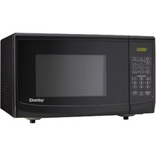 "17"" 0.7 cu.ft. Countertop Microwave"