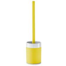 Rubber Freestanding Toilet Brush and Holder