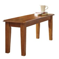 Clarissa Wood Dining Bench