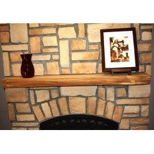 Fireplace Mantel Natural Shelf