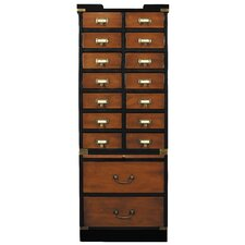 Cabinet with Drawers by Authentic Models