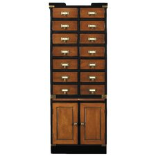 Cabinet with Doors by Authentic Models