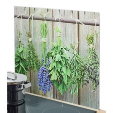 Herbs Hob Cover and Cover Plate
