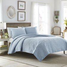Felicity Quilt Set by Laura Ashley Home
