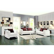 Azure Living Room Collection  by Homelegance