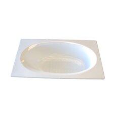 60 x 36 Salon Spa Air/Whirlpool Tub by American Acrylic