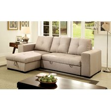 Reversible Chaise Sectional by A&J Homes Studio