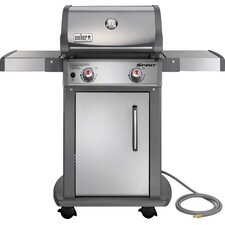 Spirit® S-210™ 2-Burner Natural Gas Grill with Cabinet