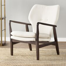 Ingels Wood Arm Chair by Langley Street