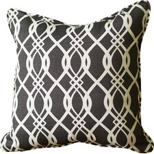 Byron Wavy Indoor/Outdoor Throw Pillow (Set of 2) by Darby Home Co®