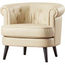 Donlon Barrel Chair by Charlton Home