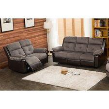 Sherry 2 Piece Living Room Set