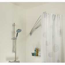 Umbrella 80cm Fixed Shower Curtain Rail