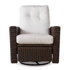 Mesa Swivel Glider Recliner Chair with Cushions