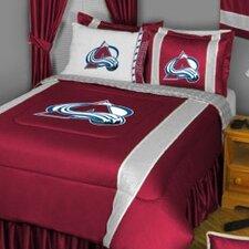 NHL Colorado Avalanche Sidelines Comforter