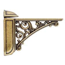 Viola Adjustable Decorative Shelf Bracket
