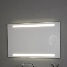 Okkio Lighted LED Wall Mirror by WS Bath Collections