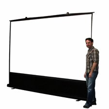 "ezCinema White 60"" diagonal Portable Projection Screen"