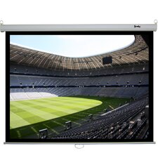 Clarity Matte White Electric Prjection Screen