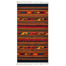 Color Fiesta Zapotec Area Rug
