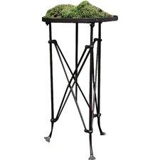 Terrain Pedestal Plant Table by Creative Co-Op
