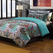 Sloten Reversible Duvet Cover Set