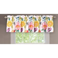 Appenzell Curtain Valance