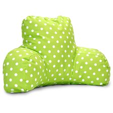 Telly 100% Cotton Bed Rest Pillow