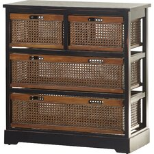 Daytona 4 Drawer Chest