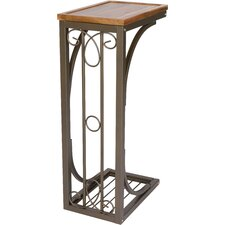 End Table by Trademark Innovations