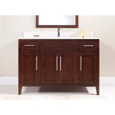 Lisbon 49 Single Bathroom Vanity Set by Harper Beach