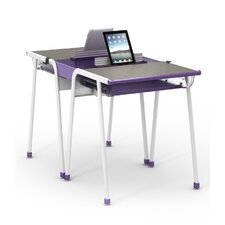 "A&D Wood 30"" Multi-Student Desk"