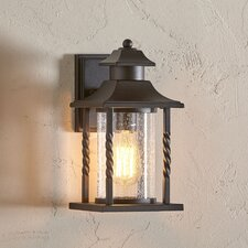 Barrow Outdoor Wall Lantern