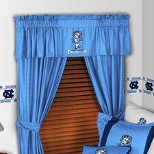 "NCAA 88"" North Carolina Tar Heels Curtain Valance"