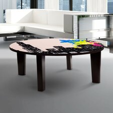 City Vibes 2 Coffee Table by TAF DECOR