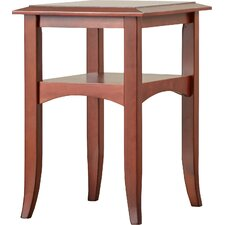 Levin End Table by Charlton Home