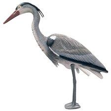 Blue Heron Decoy with Legs