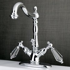 Wilshire Standard Bathroom Faucet with Drain Assembly