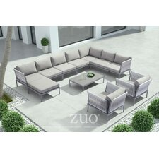 Alfaro Deep Seating Group with Cushions