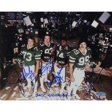 New York Sack Exchange Signed Exchange Floor Photographic Print