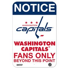 NHL Fans Only Textual Art