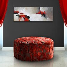 Cooper Ottoman by House of Hampton